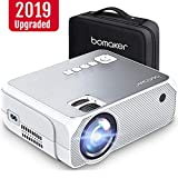 Best Tv Projectors Lcds - BOMAKER Portable Projector LCD Full HD 3600 Lux Review