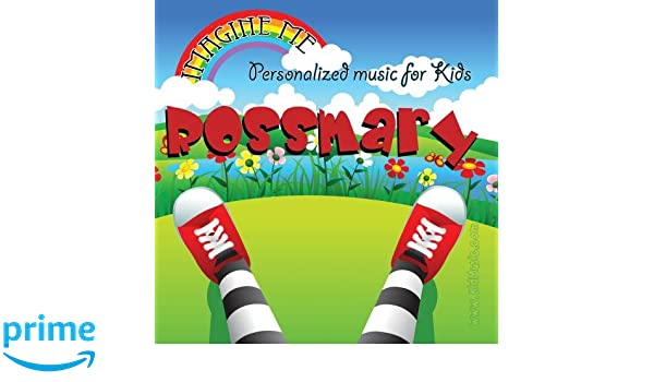 Personalized Kid Music - Imagine Me - Personalized just for ...
