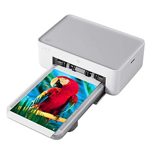 HBLWX Impresora de Fotos en Color, WiFi inalámbrica, portátil ...