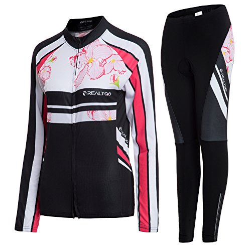 Joyutoy Women's Cycle Jersey Tights Padded Bike Clothing Bicycle Pants Cushion ()