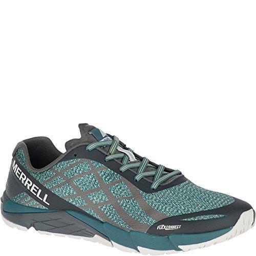 Merrell Bare Access Flex Shield Sneaker - Hypernature - Mens - 8 (Best Price On Merrell Shoes)