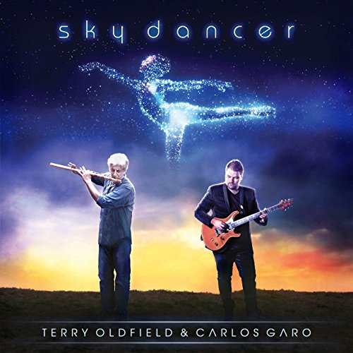Terry Oldfield and Carlos Garo - Sky Dancer (2017) [WEB FLAC] Download