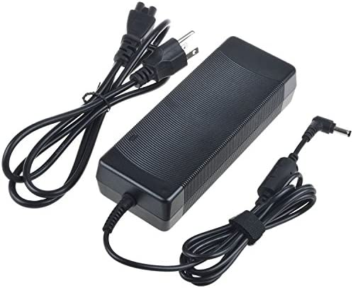 PK Power AC//DC Adapter for LG 42LN5200-UM 42LN5200-UA 42LN5200UM 42LN5200UA 42 LED LCD HDTV HD TV Power Supply Cord Cable Charger Mains PSU