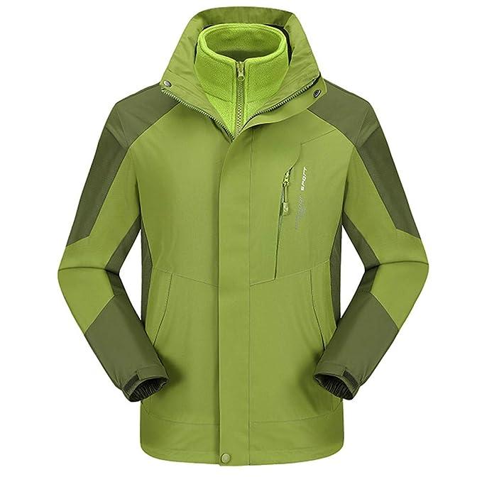 Abrigos De Esquiar Hombre, Abrigo Hombre Trenca, Chaqueta ...