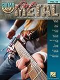 Pop Metal - Guitar Play-Along Volume 55 ...