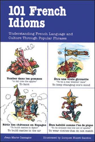 Buy 101 French Idioms 101 Language Series Book Online