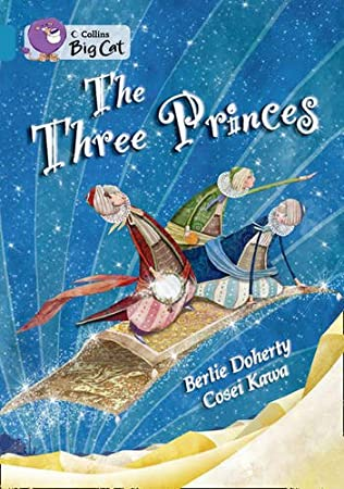 book cover of The Three Princes