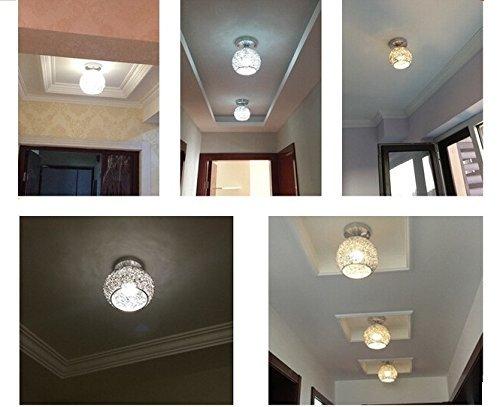 Plafoniere Da Corridoio : Sefra moderna luce del soffitto mini lampade da creativa