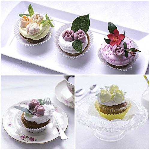 57pcs Complete Russian Piping Tips Set - Premium Cake & Cupcake ...