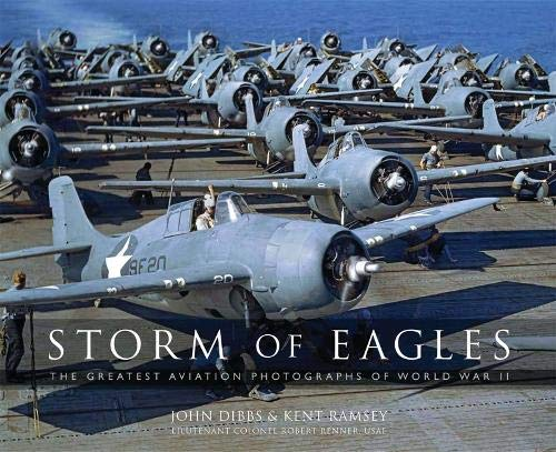 Published in association with the National Museum of World War II Aviation, Storm of Eagles is a lavishly illustrated coffee-table book that brings together breathtaking classic and never-before-seen wartime images of pilots and their aircraft.  S...