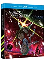 Eureka Seven: Good Night, Sleep Tight, Young Lovers (Movie) (Blu-ray/DVD Combo) from Funimation