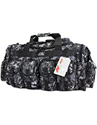 Mens Large 30 Inch Duffel Duffle Military Molle Tactical Cargo Gear Shoulder Bag