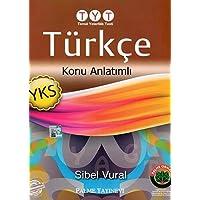 YKS - TYT Türkçe Konu Anlatımlı