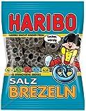 Haribo Salty Licorice Pretzels 200 g