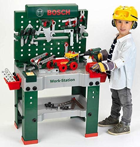 Theo Klein 8485 - Bosch Banco Da Lavoro No.1