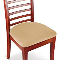 Easy Fit Seat Covers for Chairs, Bar Stools, Patio...