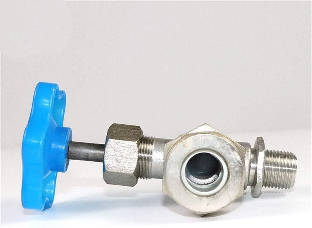Size : 304-20 CHENTAOMAYAN 201//304 Stainless Steel JX29W Wire Buckle Cork Level Gauge Corker Water Level Gauge Corker Valve Needle Globe Valve