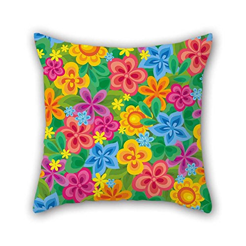 Wonderland Room Roll Winter (16 X 16 Inches / 40 By 40 Cm Flower Throw Cushion Covers Twice Sides Ornament And Gift To Him Lover Sofa Monther Living Room Gril Friend)