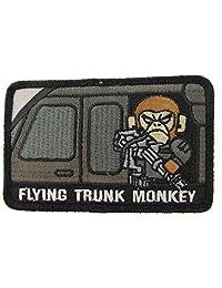FLYING TRUNK MONKEY SWAT MIL SPEC PATCH
