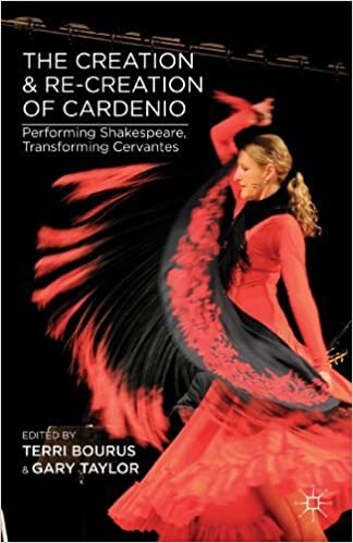 The Creation and Re-creation of Cardenio: Performing Shakespeare, Transforming Cervantes (2013-10-01)
