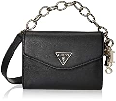 Maddy Crossbody Flap in new grain pu with handheld chain detail