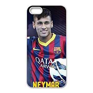 NEYMAR Football star Cell Phone Case for iPhone 5S by Maris's Diary