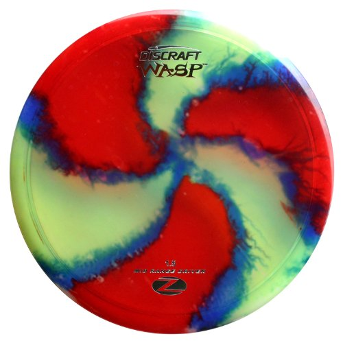 Discraft Wasp Elite Z Fly Dye Golf Disc, 170-172 ()