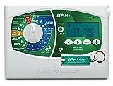 Rain Bird ESP4MEi WiFi Timer w/ LnkWiFi, & ESPSM6. & SprinklerPartsWholesale Flashlight Keychain (Link WiFi Module, Indoor Timer & Expansion Module - 10 Zones)