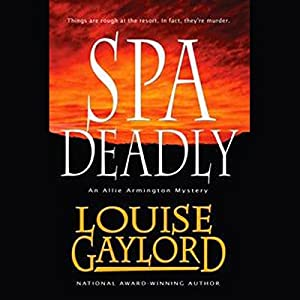 Spa Deadly Audiobook