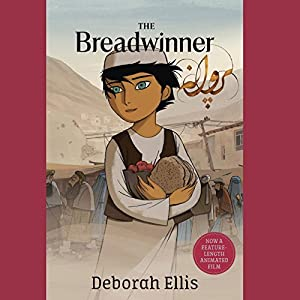 The Breadwinner Audiobook by Deborah Ellis Narrated by Rita Wolf