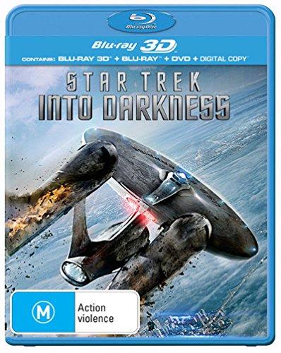 Star Trek Into Darkness [3D Blu-ray/Blu-ray] [2 Discs] [NON-USA Format, Region B [Blu-Ray] Import - Australia]