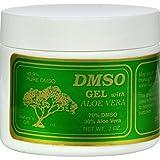 DMSO with Aloe Vera Gel, 2 Ounce