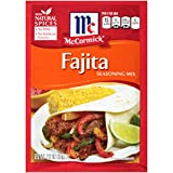 McCormick Fajitas Seasoning Mix, 1.12 OZ