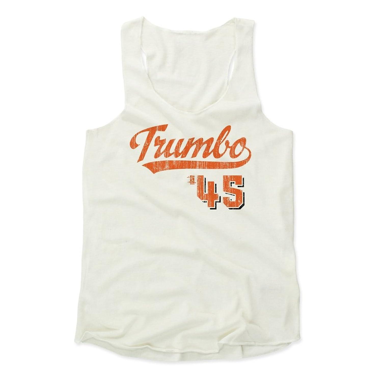 Mark Trumbo Script O Baltimore Women's Tank Top