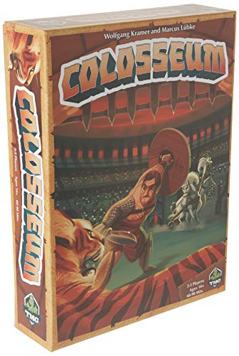 Colosseum Board Game (Stars Game The Among Board)