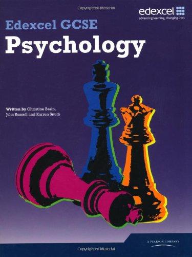 Read Pdf Edexcel GCSE Psychology Student Book Free Download