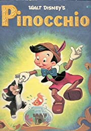 Walt Disneys Pinocchio a Big Golden Book de…