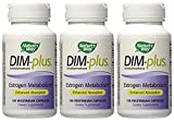 Nature's Way DIM Plus, 120 Caps ( 3 Pack )