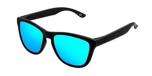 2be415aa25 Hawkers OTR29 Gafas de sol Unisex Adultos, color Negro, 5 mm: Amazon ...