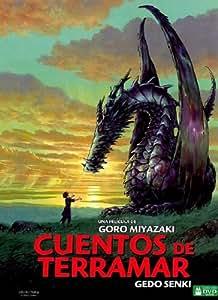 Cuentos de Terramar [DVD]