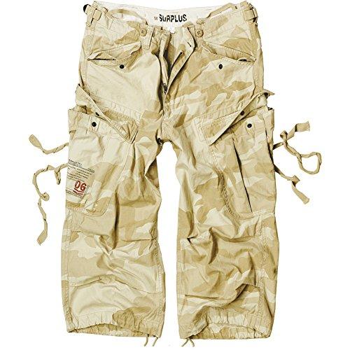 Surplus Engineer Vintage 3/4 Shorts Desert Storm size L