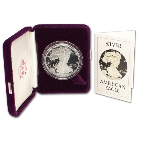 American Silver Eagle Us Mint Kamisco