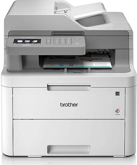 Brother DCPL3550CDWG1 3IN1 Impresora LED DCPL3550CDW A4/Duplex ...