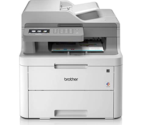 Brother DCPL3550CDWG1 3IN1 Impresora LED DCPL3550CDW A4/Duplex/WLAN/LAN/Color