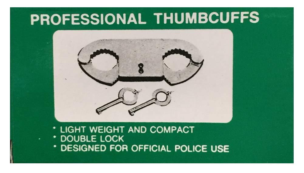 Thumbcuffs Instructions with Escape Instructions City by Magic City [並行輸入品] [並行輸入品] B00147N8X4, IKKYU-AN:f78a12fd --- ypx.local.weebpal.com