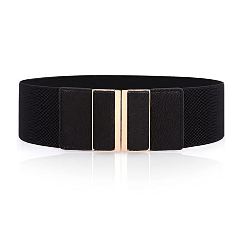 Damier - Cinturón - para mujer negro 6 1/2 HS