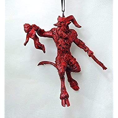 Krampus Ornament, V3