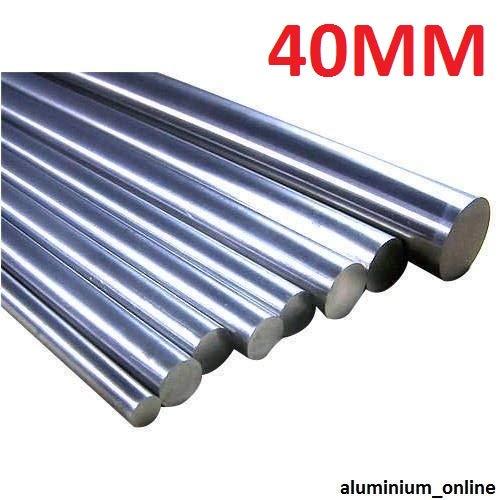 Barre ronde en aluminium m/étrique diff/érentes tailles//longueurs 05mm x 100mm