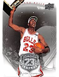 Michael Jordan Basketball Card Chicago Bulls All Star MJ 2009 Upper Deck 24