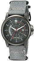 Sperry Top-Sider Men's 10018681 Skipper Analog Display Japanese Quartz Grey Watch from Sperry Top-Sider Watches MFG Code